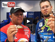 Kahara New Products at ICAST 2013 with Murphy and Dove